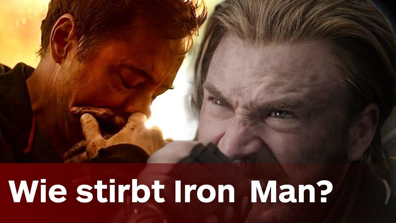 iron man stirbt