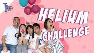 Download lagu The Baldys Bevan Ngambek di Helium Challenge MP3