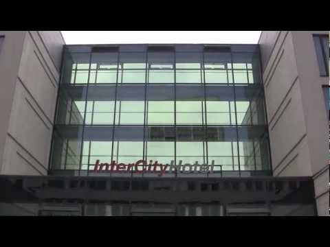 Review: Intercity Hotel Dresden, July 2012