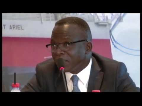The Oil & Gas Year Republic of Congo 2016 Strategic Roundtable