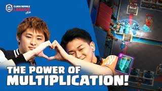 THE BEST CLONE SPELL PLAY EVER?! | tengod + mikan bouya vs RAD + Yakitori | CRL Asia