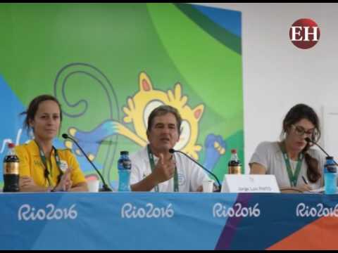 Río 2016: Jorge Luis Pinto brinda conferencia de prensa