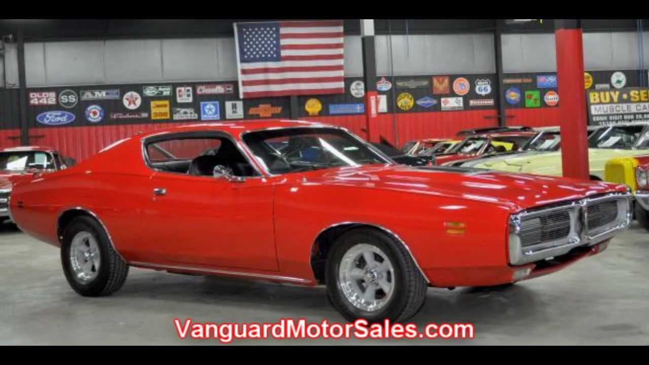 1971 Dodge Charger Mopar Classic Muscle Car for Sale in MI ...