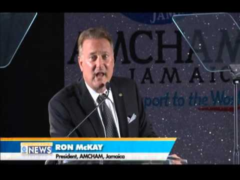 2015 American Chamber of Commerce Awards in Jamaica | CEEN Caribbean News | Oct 14, 2015