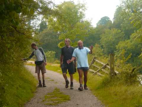 The Walking Englishman - Wetton Hill and Thor's Cave