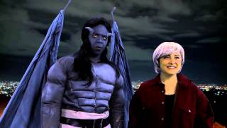 Kanye West as Goliath in Gargoyles - Sketches from Nostalgia Critic