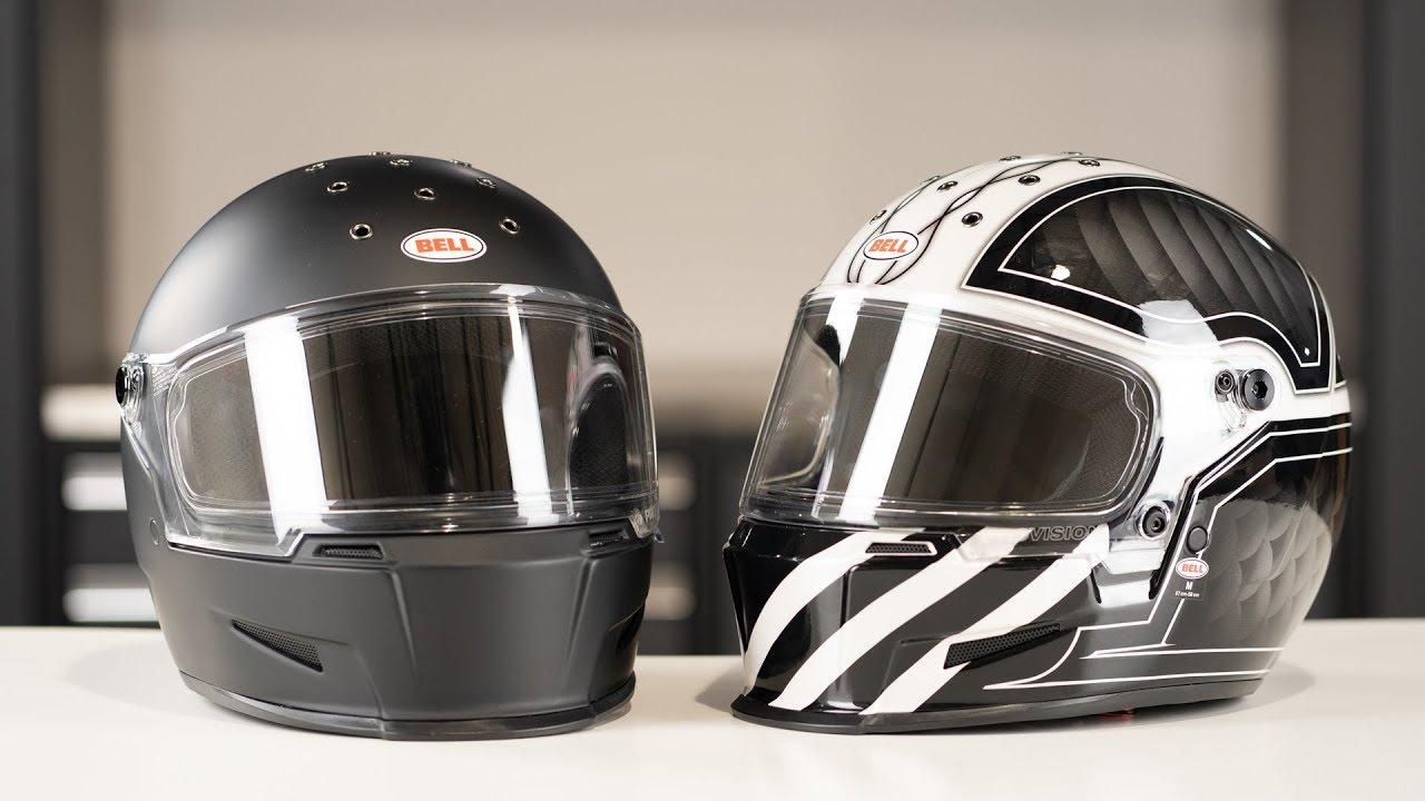 Bell Eliminator Helmet - First Look - GetLowered.com - YouTube e50483915ea53