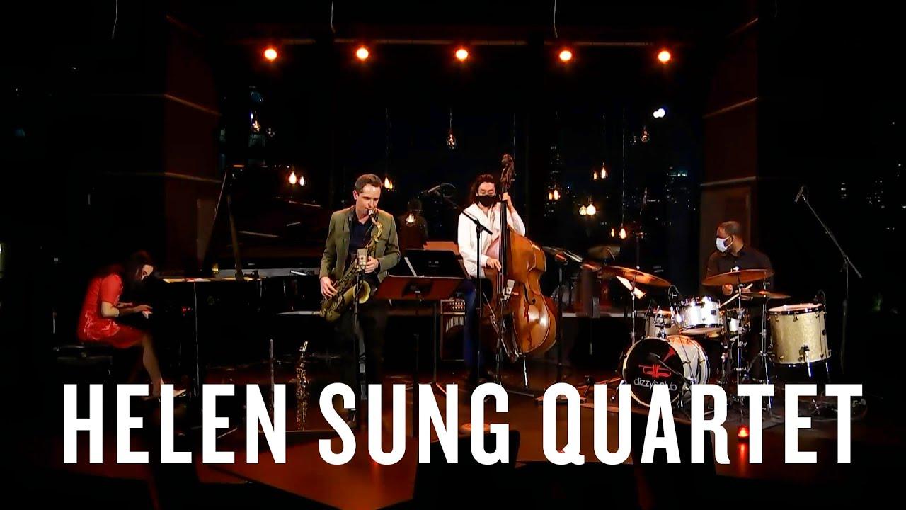 The Helen Sung Quartet live from Dizzy's Club   JAZZ NIGHT IN AMERICA