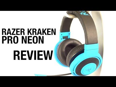 Razer Kraken Pro Neon Review
