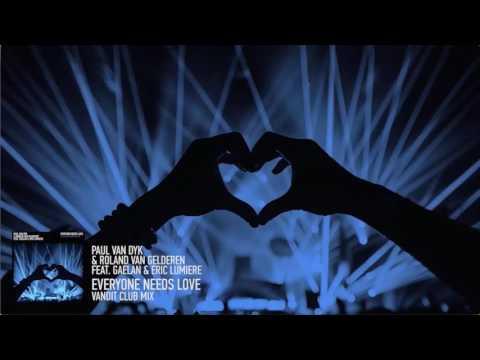 Paul van Dyk - Everyone Needs Love (PvD Club Mix) (HQ)