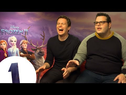 """""""Elsa, Do You Want To Play A Game?"""" Josh Gad On Olaf's 'more Mature' Voice In Frozen 2"""