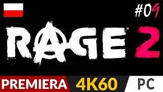 Rage 2 PL  #9 (odc.9 Fabuła)  Doktor Kwas   Gameplay po polsku 4K Ultra