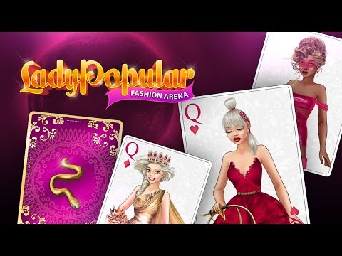 Queen of sin event is coming to Lady Popular Fashion Arena!