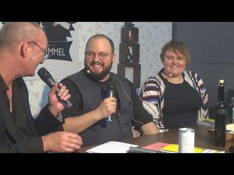 "HoV 2019: Autorengespräch ""Ratgeber E-Zigarette"""