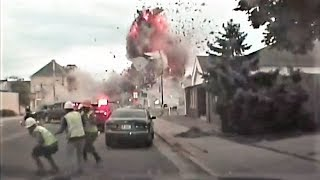 Explosion in Sun Prairie, WI that killed fire captain