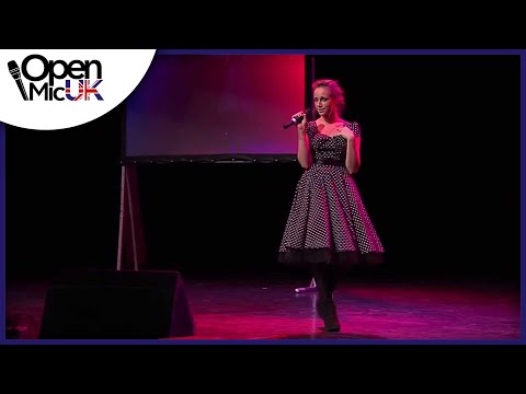 PRIMADONNA - Marina & The Diamonds Cover Performed at Open Mic UK