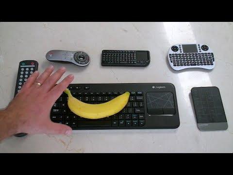 KODI / LibreElec / OSMC / HTPC remote comparison and review