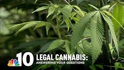 Answering Your Questions About Legal Cannabis in PA, NJ and Delaware