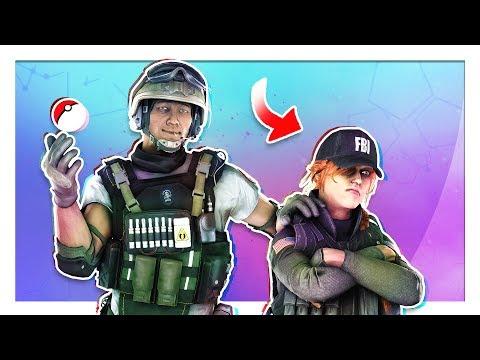 How to Catch an Ash main | Rainbow Six: Siege