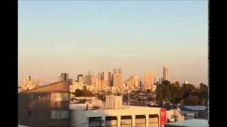 <東京②>新宿ビル群を望む