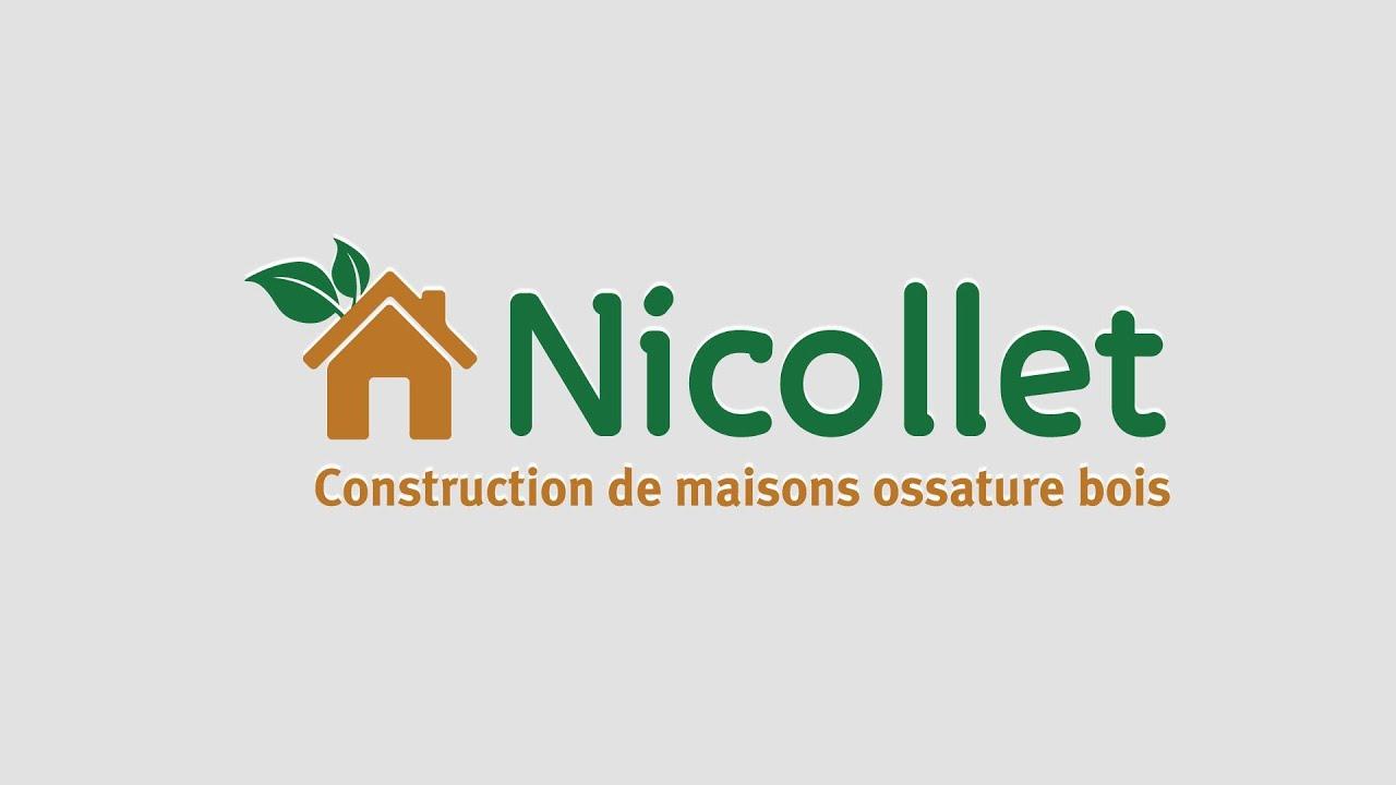 Time lapse construction d 39 une maison en bois entreprise for Entreprise de construction maison