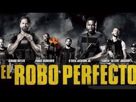 Ver El Robo Perfecto **Estreno 2018** Audio Latino Full Hd en Español
