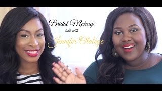 Bridal Makeup Talk with Jennifer Olaleye and Chanel Boateng (Part 1) Thumbnail