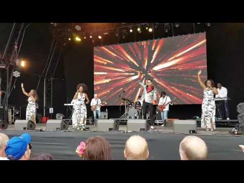 Boney M Let's Rock London 2017