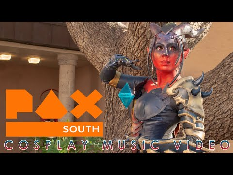 IT'S PAX SOUTH 2018 EPIC VIDEO GAME COSPLAYERS UNITE - DIRECTOR'S CUT CMV