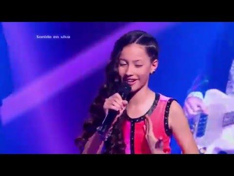 Keyla cantó Tu peor error de A. Ávila y Á. Reyero – LVK Col – show en vivo – Cap 49 – T2