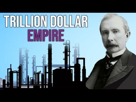 How John D. Rockefeller Built His Trillion Dollar Oil Business