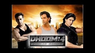 Dhoom 4 official trailer/new movie trailer/#