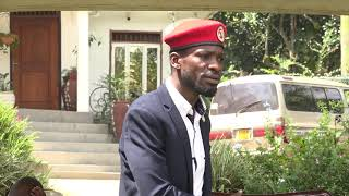 Bobi Wine: Its Not Yet Over Between Me and Museveni.