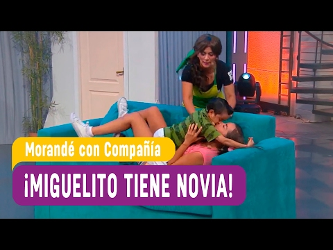 Miguelito tiene novia  Morandé con Compañía 2016