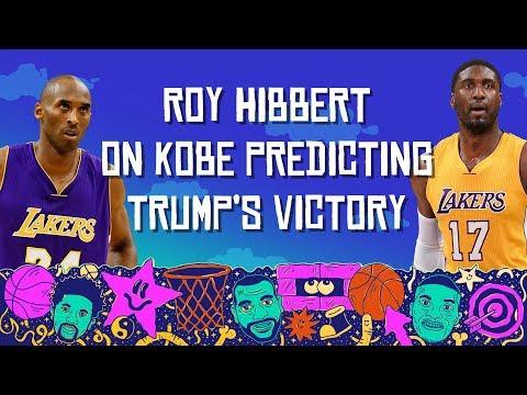 Roy Hibbert on Kobe Bryant