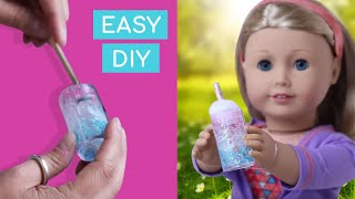 Fancy Drinks for Your Doll | OMaG | American Girl