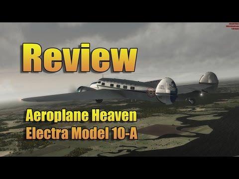 ELECTRA MODEL 10A REVIEW | FSX | P3D
