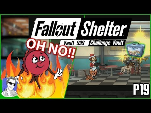 Fallout Shelter That Cap Is On Fire Vault 999