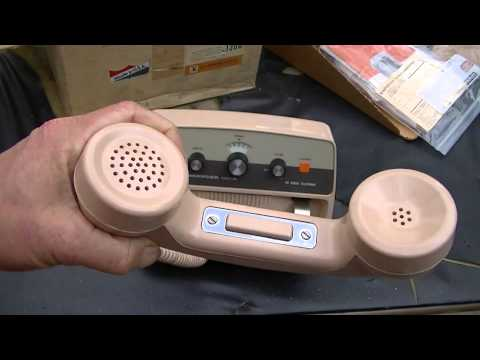 EF Johnson Messenger 130 CB Radio Telephone
