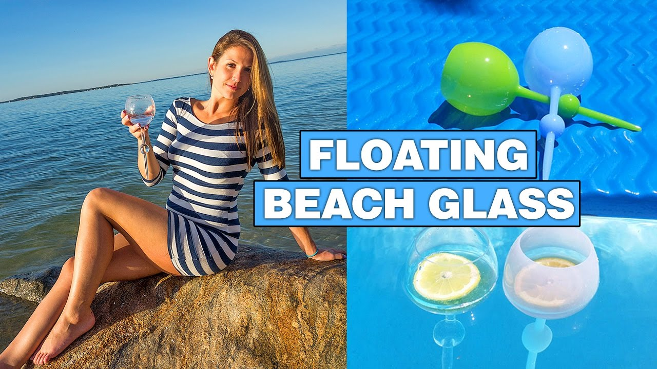 its youtube uninterrupted - Floating Wine Glass