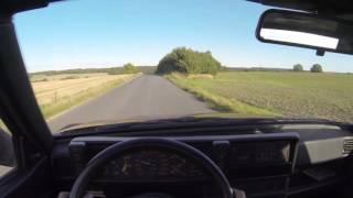 1987 Alfa Romeo 75 Turbo Evoluzione PoV Test Drive