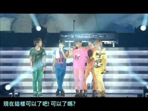 SHINee-One SHINee 1st con in Tokyo HD(中字) live