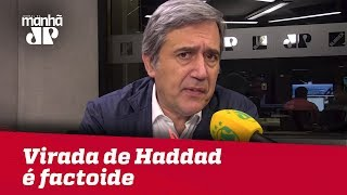 Virada de Haddad em cima de Bolsonaro é factoide | Marco Antonio Villa thumbnail