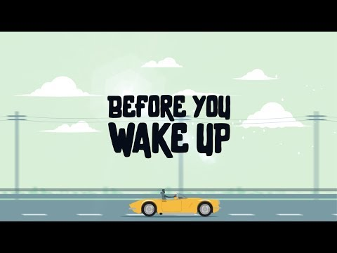 Adekunle Gold - Before you wake up [Official Lyric Video]