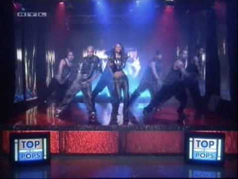 Aaliyah - Try Again [Live On TOTP] [HQ]
