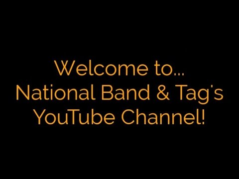Welcome To National Band & Tag!