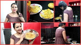 Predication of Pregnancy & A Important Message  Aamras and Dal Paratha
