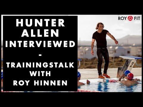 Hunter Allen interviewed - Trainingstalk with Roy Hinnen (English)