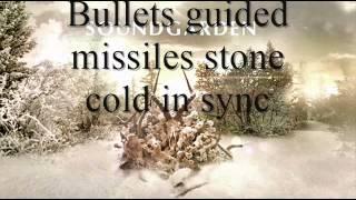 Non-State Actor Soundgarden Lyrics