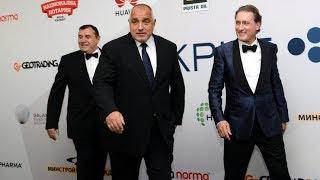 Борисов и Домусчиев се шегуват на тема телевизии